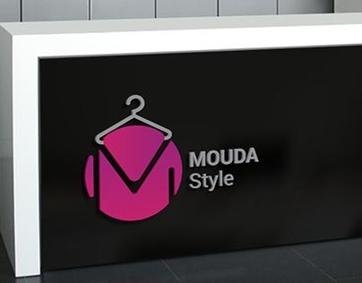 MOUDA brand identity