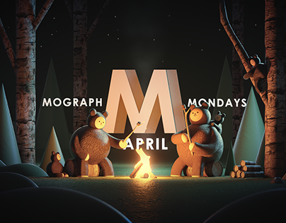 Mograph Mondays April
