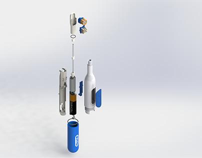 Oral B Toothbrush Redesign