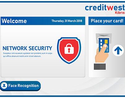 CreditWest - ATM DESİGN