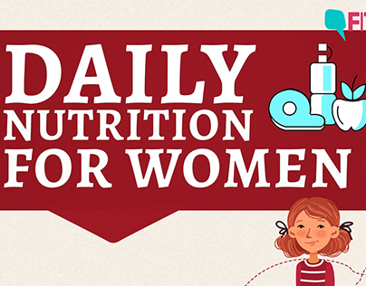 Daily Nutrition for Women