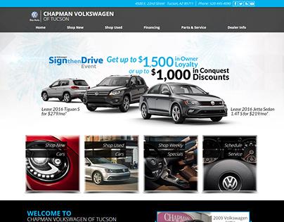 Chapman Auto Group: Volkswagen Dealership