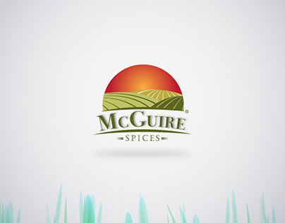 McGuire Spices Packaging
