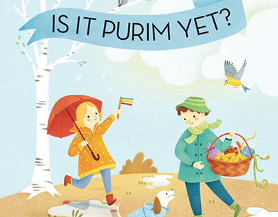 Is it Purim Yet?