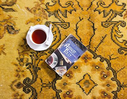 El rincon de fehmi / Turkish carpet trade. Istanbul.