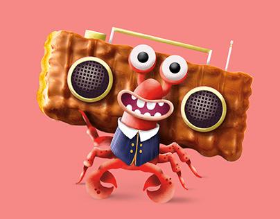 Illustration | Lobster