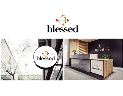 Marca e id. visual | Blessed
