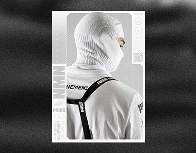 NEMEN x PUMA | Concept posters
