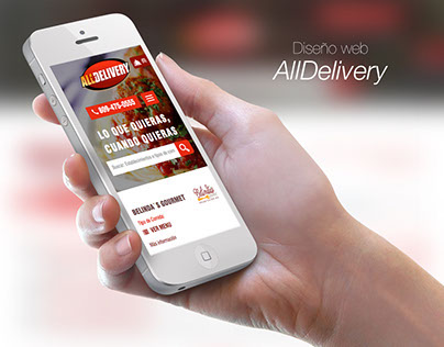 Web: AllDelivery