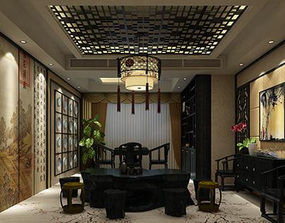 Interior Design - Final 3D Modeling (2014)