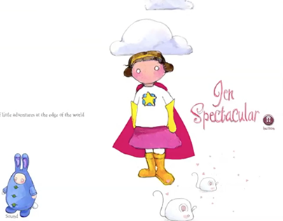 Self-Promotional: jen-spec.com