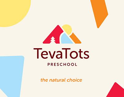 TevaTots Preschool - Brandng