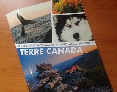 Brochure Terre Canada