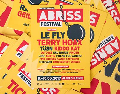Abriss Festival 2017