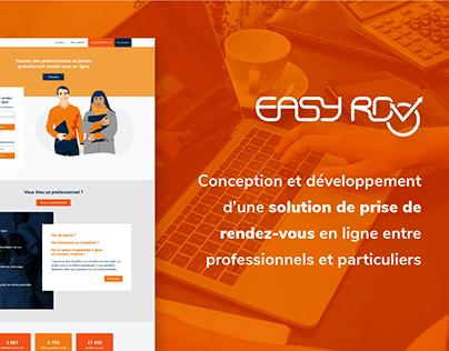 [Conception et développement app web] - EasyRDV