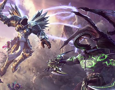 Heroes of the Storm: Heroes Defy