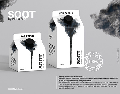 SOOT packaging