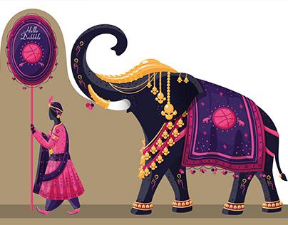 Indian Ruler