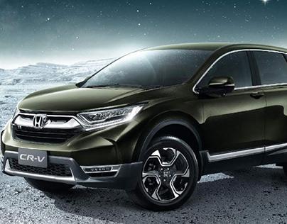 Khả năng vận hành của dòng xe Honda CRV 2018
