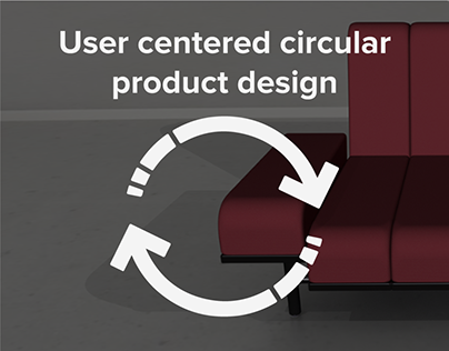 Master's thesis: User centered circular product design