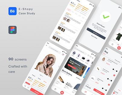 E-Shopy | E-Commerce App