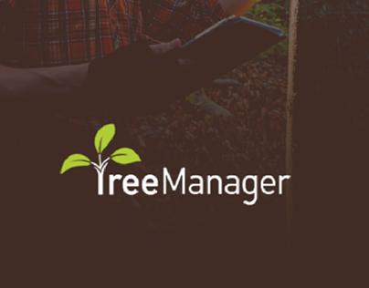 Tree manager app prototype