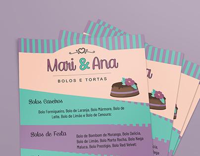 Mari & Ana - Doces
