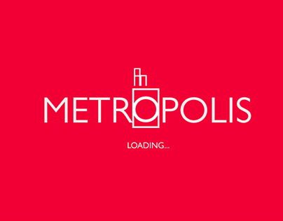 Metropolis UI design