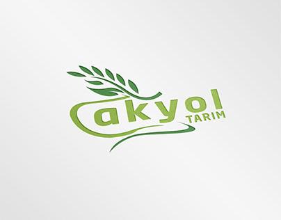 Akyol Tarım Logo Çalışması