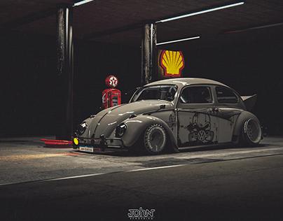 VW Beetle ☠️