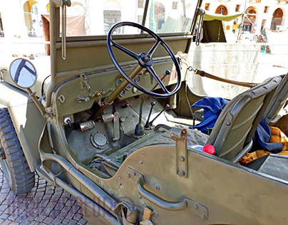 ITALY CUNEO PIEMONTE MILITARY WW I and WW II EXHIBITION
