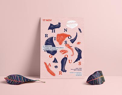 Rhinos-Garous | Branding