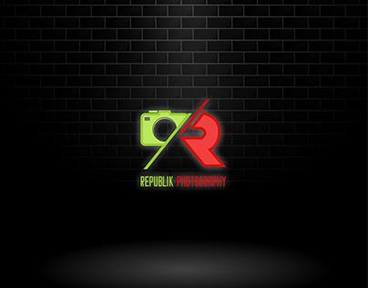 REPUBLIK PHOTOGRAPHY LOGO DESIGN