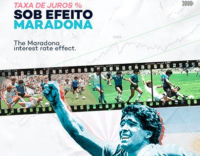 Talle Efeito Maradona