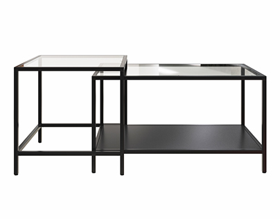 3D Modeling : VITTSJÖ IKEA