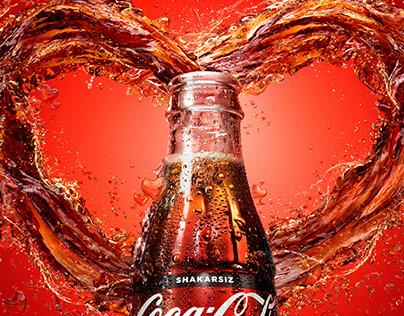 Coca Cola - Shakarsız