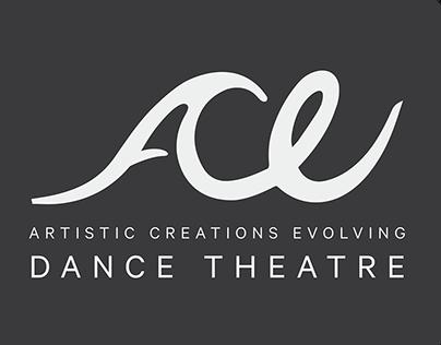 ACE Dance Theatre Logo - Artistic Creations Evolving