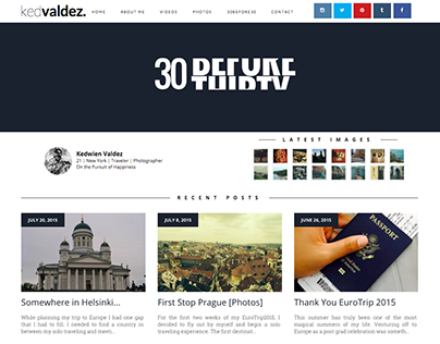 30 Before 30 :: Official Website