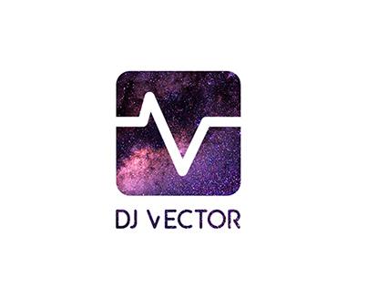 Logo Dj Vector