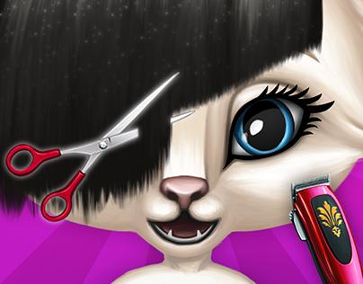 Fashion Animals - Hair Salon