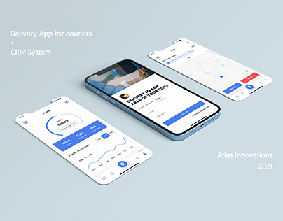 Delivery App + CRM System