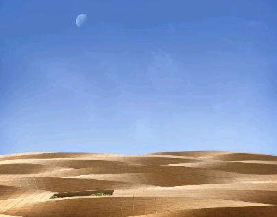 Desert Facade CGArchitect nominated work