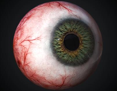 Just an eye!