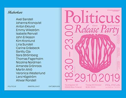 Politicus Magazine 2019