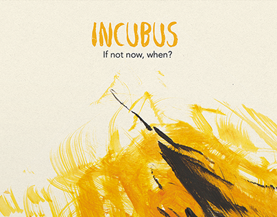 Incubus -Vinylcover