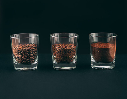 Produktfotos | Studio - Kaffee