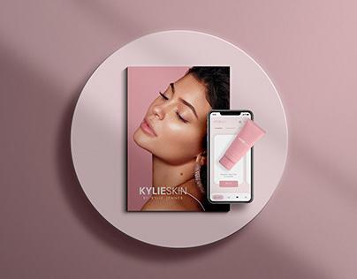 Kylie Skin by Kylie Jenner   App design