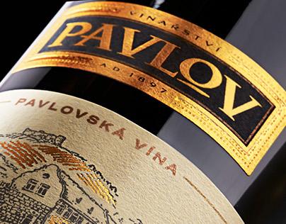 Pavlov winery
