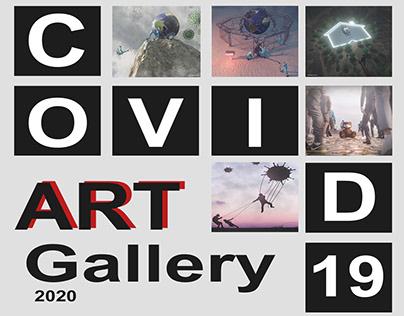 Covid19 ArtWork Gallery