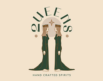 Queens: Hand Crafted Spirits